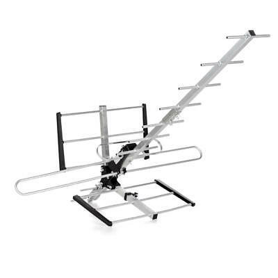 PrimeCables® Professional HDTV Fishbone Outdoor Antenna, Receiving range UHF VHF 3
