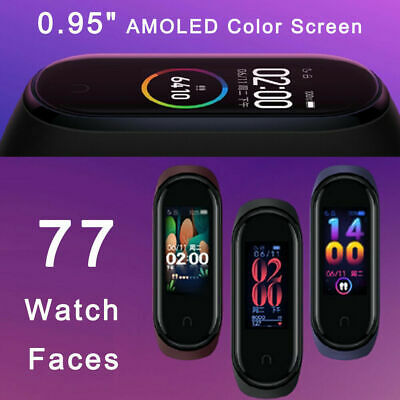 Xiaomi Mi Band 4 Wasserdicht Color Screen Smart Bracelet Fitness Tracker YH 9