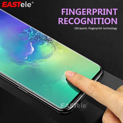 EASTele Samsung Galaxy S10 S9 S8 Plus Note 9 HYDROGEL AQUA Full Screen Protector 9