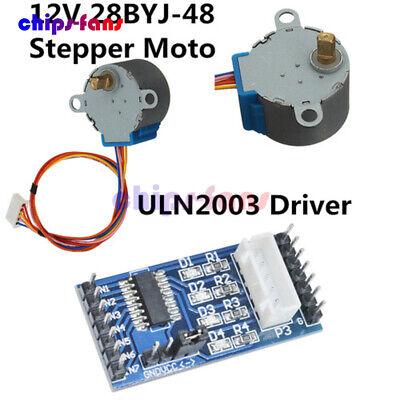 28BYJ-48 DC 12V Stepper Motor + ULN2003 Stepper Motor Driver Module for Arduino 2