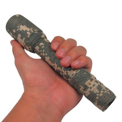 5x caccia nastro di camuffamento militare Paintball Elastic Stealth Nastro