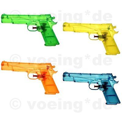 Business & Industrie Wasserpistolen Wasserpistole Klassiker 16 cm Spritzpistolen Wasserspritze Großhandel & Sonderposten
