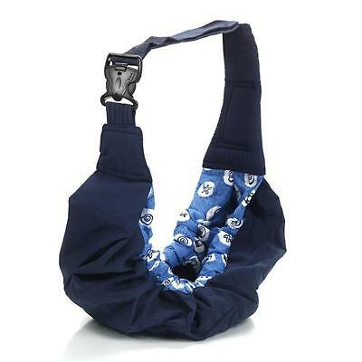 New Baby Infant Newborn Adjustable Carrier Sling Wrap Rider Backpack Pouch Ring 3