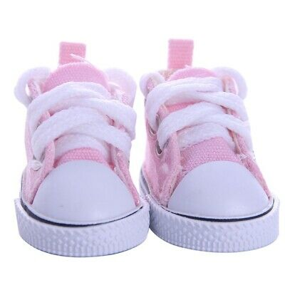 Winter Glitter Doll Shoes For 14 Inch American Girl Dolls Accessory Girl's Toy 7