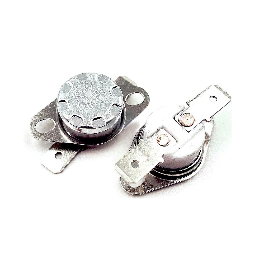 Interruttore termico 40°C 40 gradi °C ° normalmente aperto na termostato switch 2