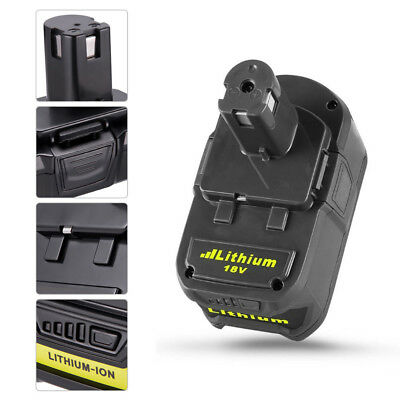 18V for P108 RYOBI ONE PLUS Li-ion High Capacity Battery P104 P105 P106 P107 4Ah 8
