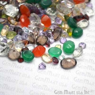 AAA Mixed Gems Semi Precious Loose Natural Gemstones Lots Faceted Cut (MX-60003) 7