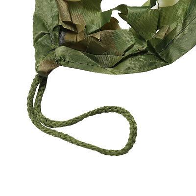 Filet Camouflage Forêt Jungle Camo Net Camping Chasse Cacher Armée Militaire PB 12