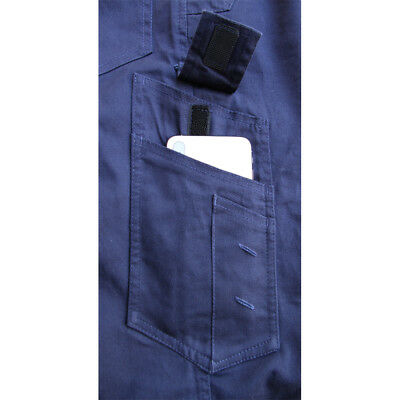 CARGO PANTS Stretch Straight Fit Mens Classic Work Trousers Cotton Drill 3M Tape 9