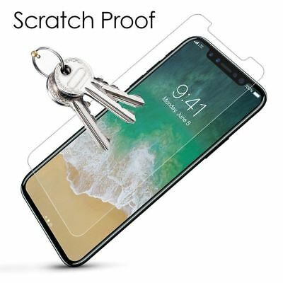 PREMIUIM QUALITY Temperd Glass Screen Protector Guard For Apple iPhone 8 7 6 6s