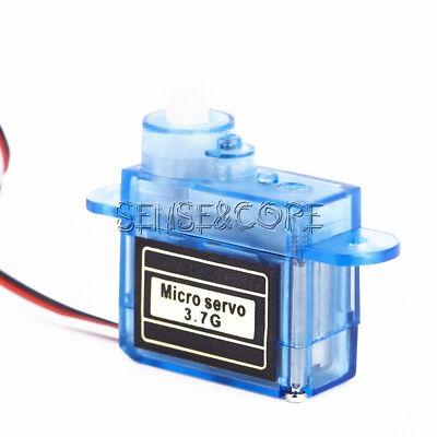 Mini Micro Servo 3.7g / 4.3g für Aeromodelling Flight Aircraft Direction Control 2