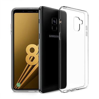 1 sur 10Livraison gratuite Samsung Galaxy S9 A8 2018 Coque Housse Tpu + Film  Verre Trempe Ecran Protection 420245ef5cae