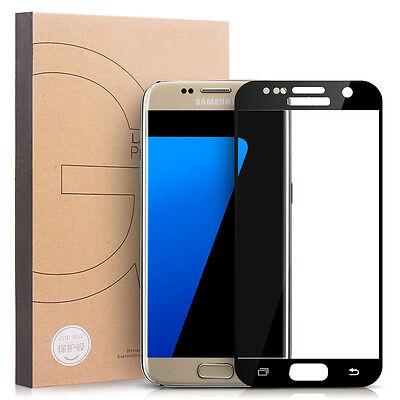 Samsung Galaxy S7 Vitre Film Protection Verre Trempé Ecran Pprotecteur Integral 3