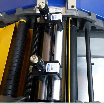 2 Piece Adjustable Planer Blade Calibrators Setting Jig Gauge Woodworking Tools 2