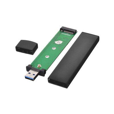 M.2 to USB 3.0 External Enclosure Converter NGFF SSD Adapter USB Stick 4