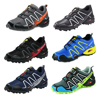 Men's Running Shoes Speed 3 Athletic Outdoor Sports Hiking Sneakers 2