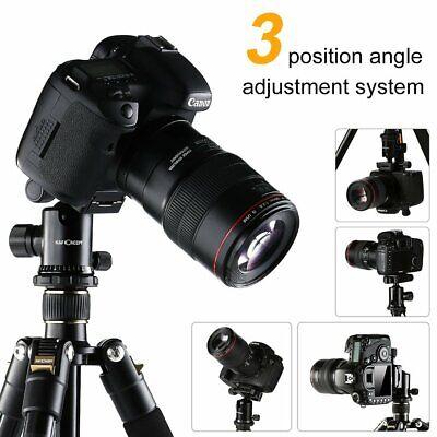 Professional Portable Tripod Ball Head for Canon Nikon Camera DSLR K&F Concept 5