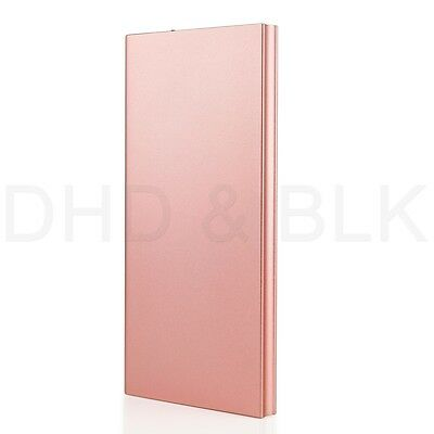 Ultra Thin 20000mAh Portable External Battery Charger Power Bank for Cell Phone 12