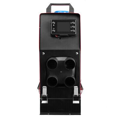 12V 5KW Diesel Air Heater Remote Control LCD Display For Truck Van Motorhome UK 9
