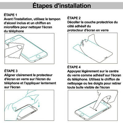 """Vitre Protection Écran Film Verre Trempe Nokia 3.2 (2019) 6.26"""" 4"""