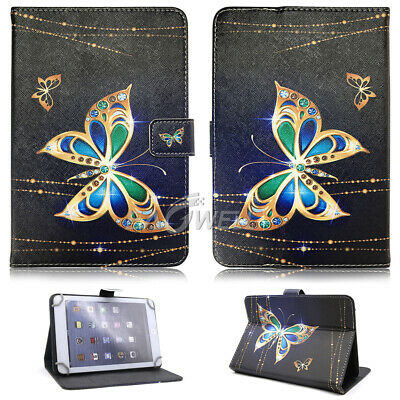 "For Apple iPad 2 3 4/Air/Mini/Pro 9.7"" 10.2"" Universal Leather Stand Case Cover 9"