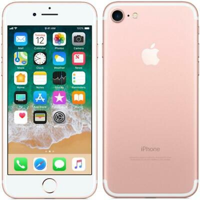Apple iPhone 7 -  32GB - Rose Gold - Unlocked - Smartphone 2