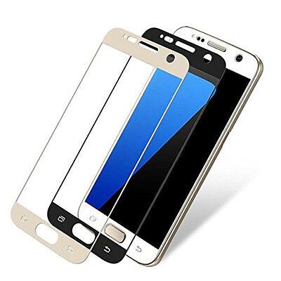 Samsung Galaxy S7 Vitre Film Protection Verre Trempé Ecran Pprotecteur Integral 6