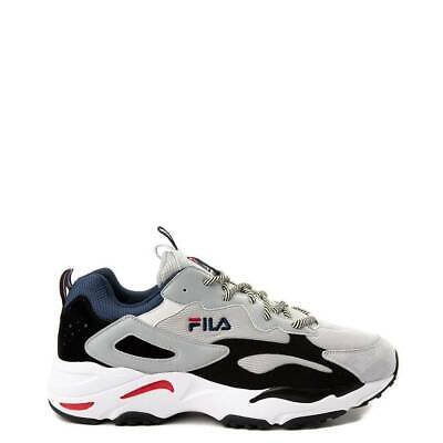 Détails sur chaussure homme FILA Ray Tracer Casual WhiteYellowBlack taille 45