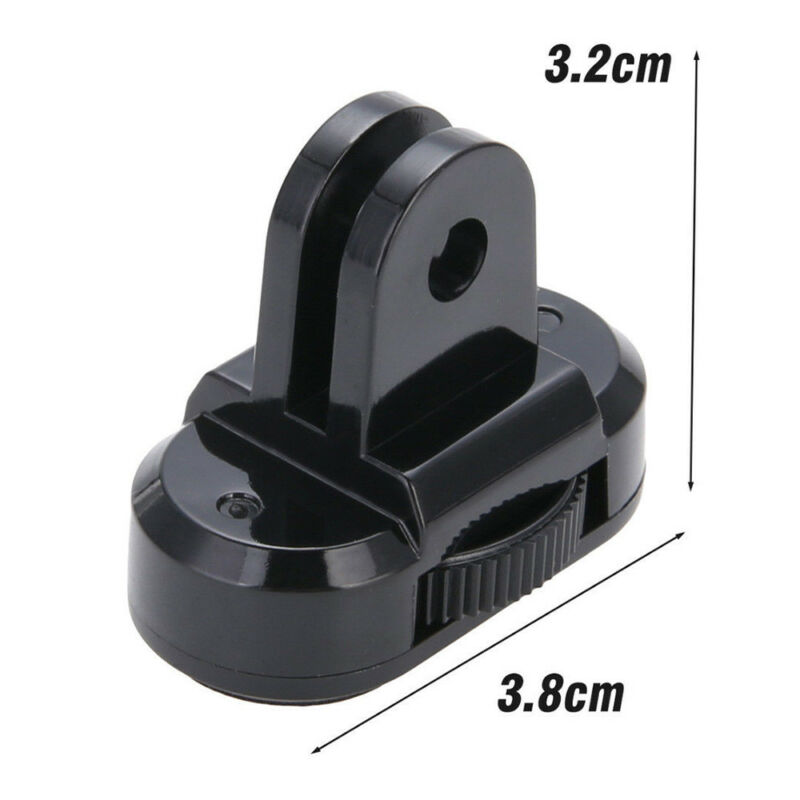 Tripod Mount Adapter For Sony Action Cam Camera For GoPro Mount To 1/4'' Thread 4