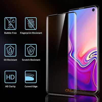Samsung Galaxy S10 5G S9 S8 Plus Note 10 9 8 Tempered Glass Screen Protector 2