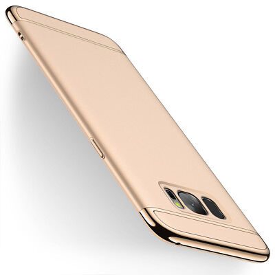 Hybride Housse Coque Samsung S8 S9 Plus S7 S6 Edge A3 A5 A7 A8 J3 J5 J7 Note 8 5