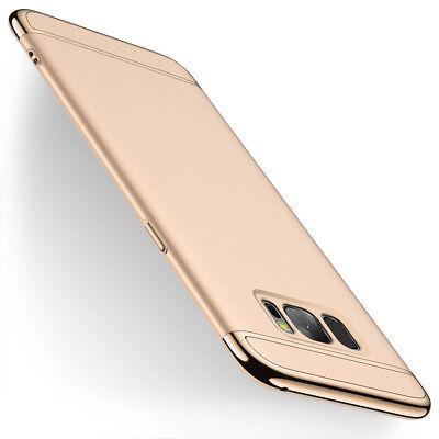 Hybride Parechoc Housse Coque Samsung S8 S9 S7 S6 Edge A3 A5 A7 A8 J3 J5 7 Note8 5