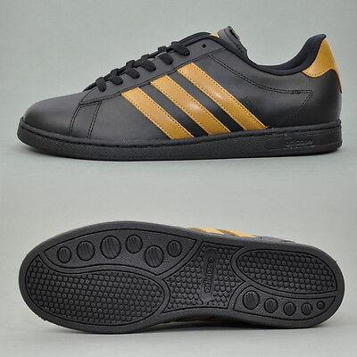 ADIDAS NEO DERBY II LE Herren Sneaker Schuhe SchwarzBraun Q26244
