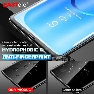 3x EASTele HYDROGEL AQUA Screen Protector Samsung Galaxy S10 S9 S8 Plus Note 9 6