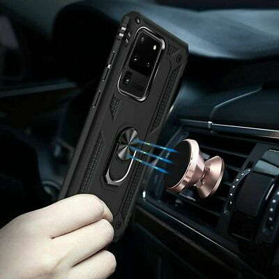 For Samsung Galaxy S10 S20 Plus Ultra S10e Case Heavy Duty Magnetic Tough Cover 2