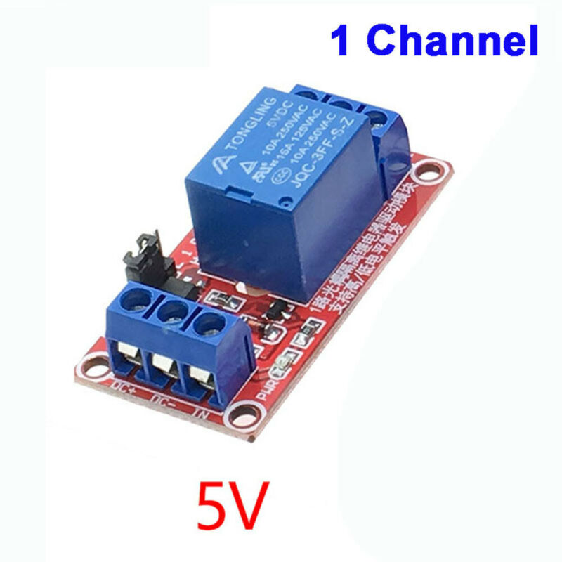 1channel With Optocoupler 5V Isolation Extend Board Relays Modules Relay Module~ 2