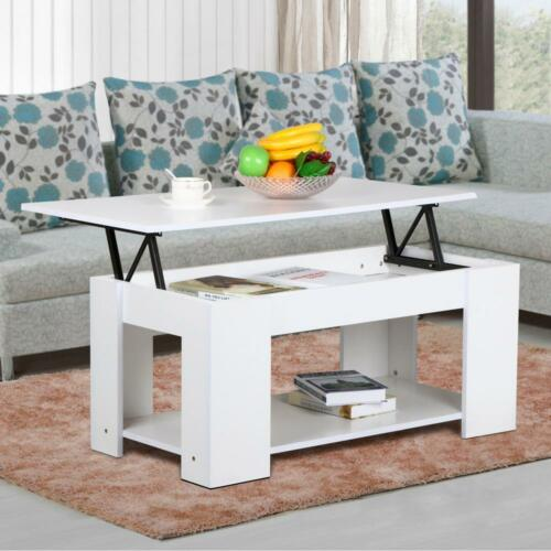 Where To Buy Lift Top Coffee Tables With Storage: MODERN SOFA LIFT Up Top Coffee Table With Storage