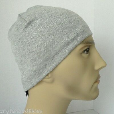 2aaed64387d ... English Tradition Mens Sleep Cap CPAP Hat Soft Cotton Poly Interlock 12  colors 7