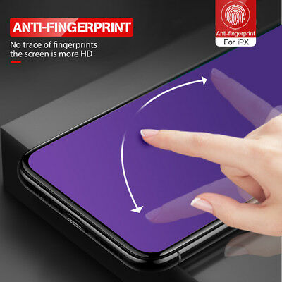 2x 6D Full Phone 11 Pro XS Max XR 8 7 Plus Screen Protector Tempered Glass Apple 6