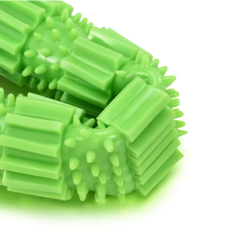 Dog Chew Toys for Aggressive Chewers Treat Training Rubber Tooth Cleaning Toy 8