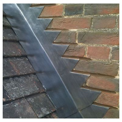 "240mm 9"" inch Code 4 Lead Flashing Roll Roof Roofing Repair Midland Lead"