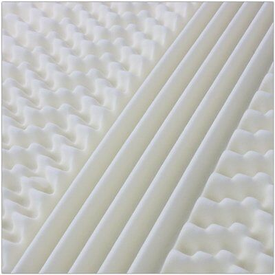 Materasso Matrimoniale 160X190 H25 Cm 9 Zone Differenziate 7 Cm Memory Foam Like 5