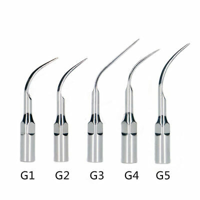 58 Type Dental Ultrasonic Scaler Scaling Endo Perio Tip Fit EMS Woodpecker G P E 3