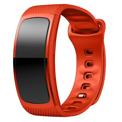 Replacement Wrist Band Silicone Strap Bracelet For Samsung Gear Fit 2 & Fit2 Pro 3