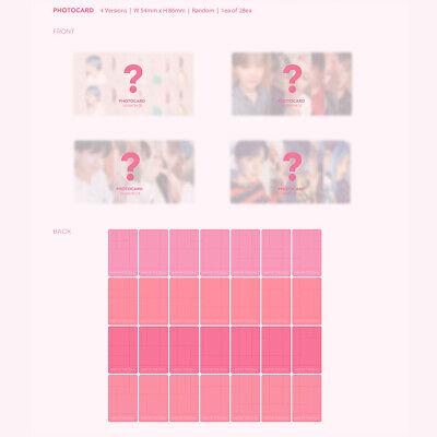 BTS MAP OF THE SOUL : PERSONA Album Ver Random CD+Photobook+Card+Etc+Tracking # 8