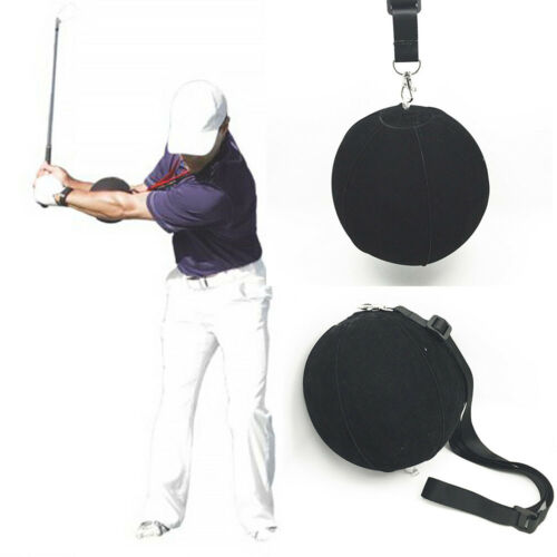 Golf Tour Striker Smart Ball Training Swing Teaching Aid Portable Tool N2C 2