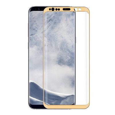 Vitre Protection VERRE Trempé Incurvé Film Ecran Samsung Galaxy S7 S8 Plus S9 3D 11