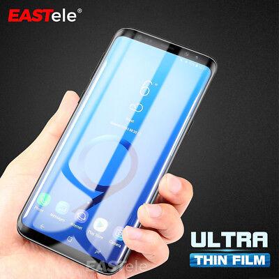 3x EASTele HYDROGEL AQUA Screen Protector Samsung Galaxy S10 S9 S8 Plus Note 9 9