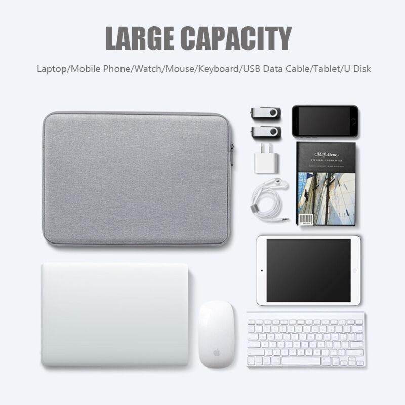 Shockproof Notebook Case Sleeve Laptop Bag Cover For MacBook HP Dell Lenovo 3