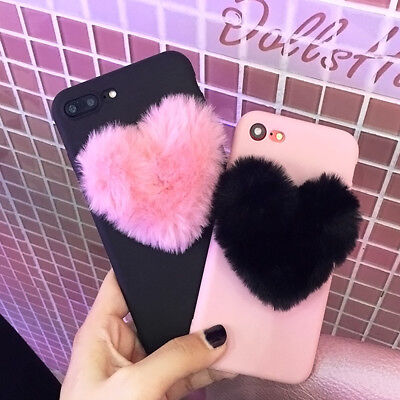 F iPhone 11 Pro Max 8 Plus XS Max XR Girls Love Cute Protective Phone Case Cover 11